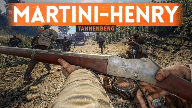 MARTINI-HENRY MARKSMAN! - Tannenberg Gameplay & Impressions (New WW1 FPS Game)
