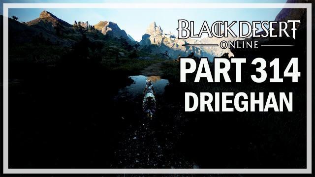 Black Desert Online - Dark Knight Let's Play Part 314 - Sherekhan Quests