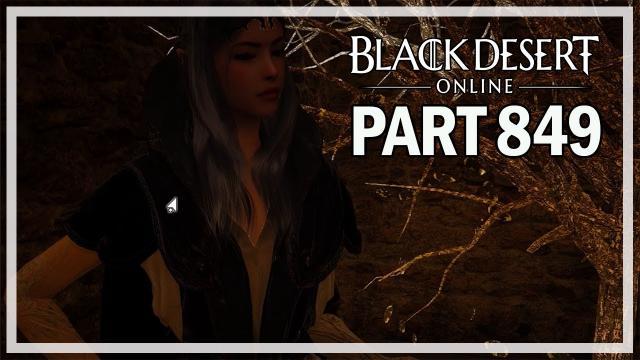 Black Desert Online - Let's Play Part 849 - Elvia Quests