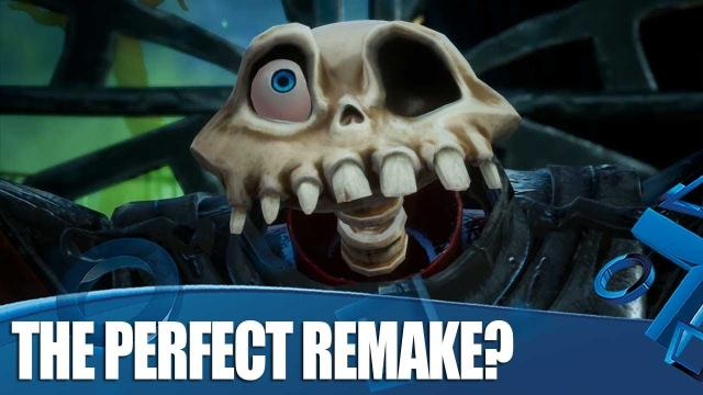 MediEvil on PS4 - Is This The Perfect Remake?