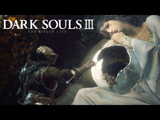 Dark Souls III: The Ringed City – Launch Trailer