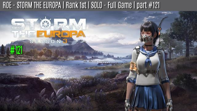 ROE - SOLO - WIN | STORM THE EUROPA | part #121