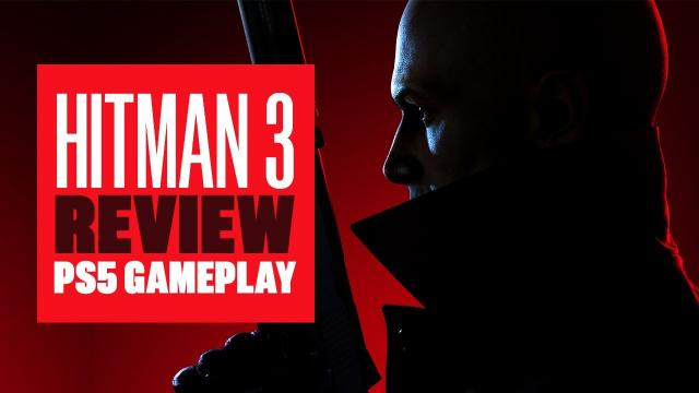 Hitman 3 Review - Hitman 3 PS5 PSVR Gameplay