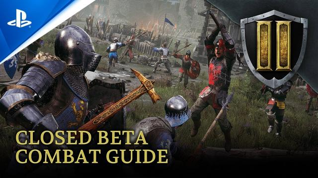 Chivalry 2 - Closed Beta Combat Guide | PS5, PS4