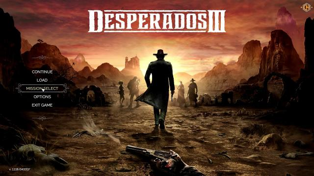 Desperados III Trainer +7