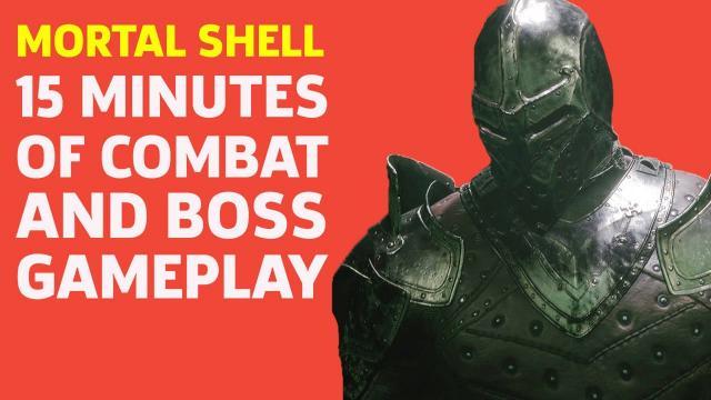 Mortal Shell - Souls Style Combat And Massive Boss Battle