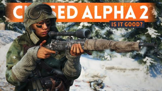 BATTLEFIELD 5 2ND ALPHA - New Weapon Balance: Is It Better? (What's Changed In BF5?)
