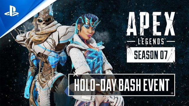 Apex Legends - Season 7: Holo-Day Bash 2020 Trailer | PS4