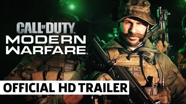 Call of Duty: Modern Warfare: Season 4 - Official Story So Far Trailer