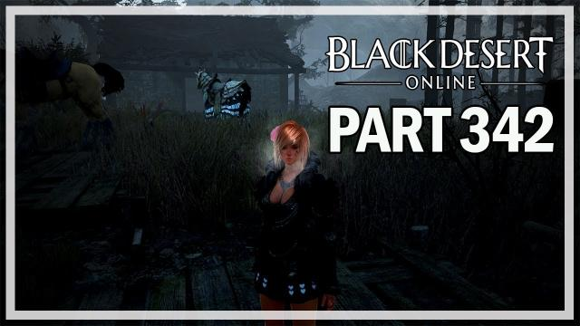Black Desert Online - Dark Knight Let's Play Part 342 - Lakiaro