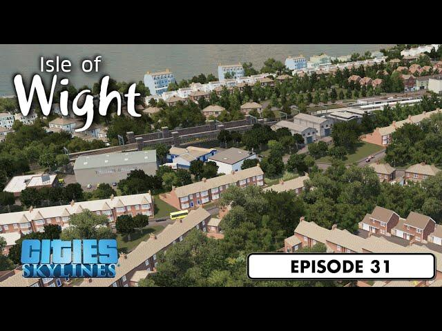 HUGE expansion - Cities: Skylines: Isle of Wight - 31