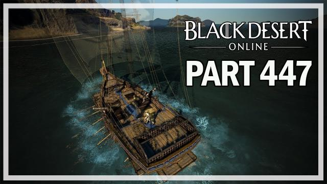 Black Desert Online - Dark Knight Let's Play Part 447 - Protty Cave