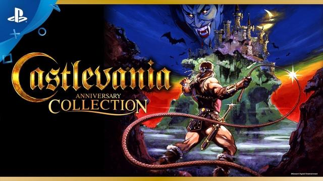 Castlevania Anniversary Collection - Launch Trailer | PS4