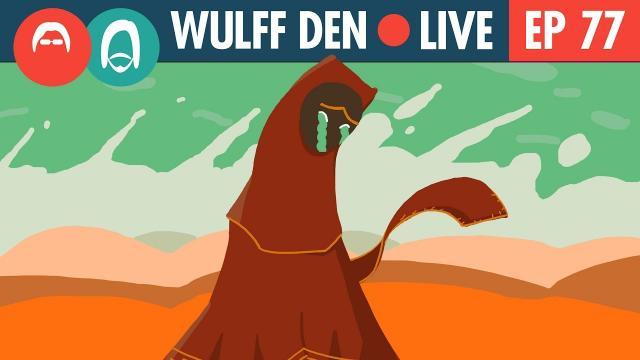 """Indie Games Aren't Relevant"" - Wulff Den Live Ep 77"