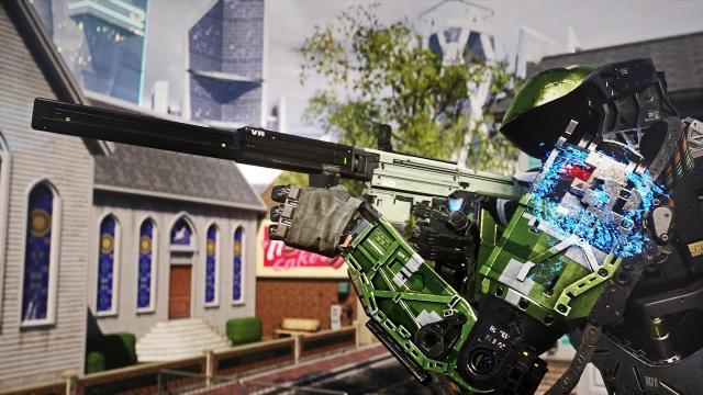 Call of Duty®: Infinite Warfare – 3/28 Quartermaster Update, X-EON