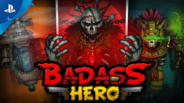 Badass Hero - Gameplay Trailer | PS4
