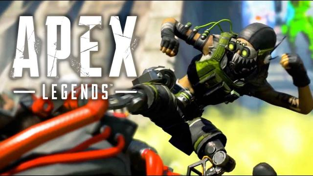 Apex Legends - Official Octane Character Reveal Trailer