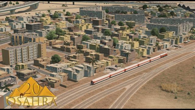 Cities Skylines: Osahra - Sprawling Suburbs #20