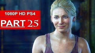 Uncharted 4 Gameplay Walkthrough Part 25 [1080p HD PS4] - No Commentary (Uncharted 4 A Thief's End)