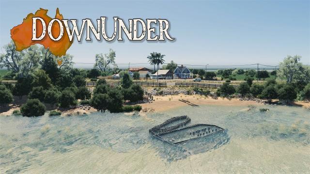 Cities Skylines: Ship Wrecks - DownUnder -  EP7