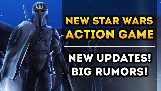 Respawn's New Star Wars Action Game - New Updates! Leaked