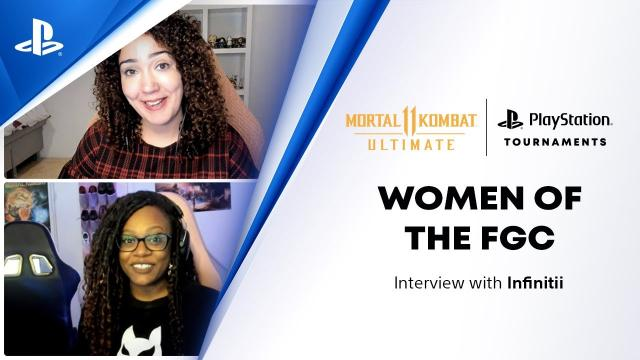 Women of the FGC - ft. LOSTyGIRL and Infinitii | PS CC