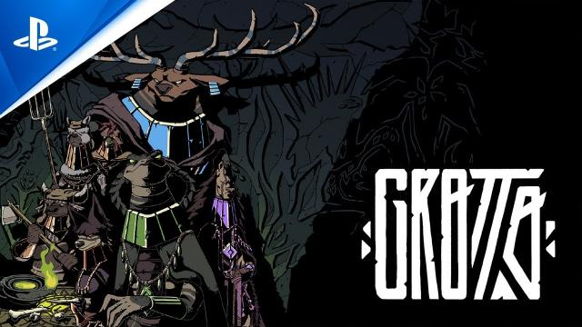 Grotto - Announce Trailer | PS4