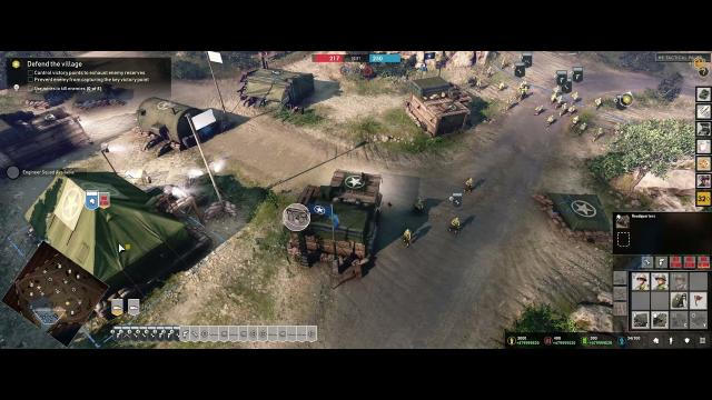 Company of Heroes 3 Trainer +4