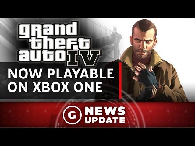 GTA IV Is Now Playable on Xbox One - GS News Update