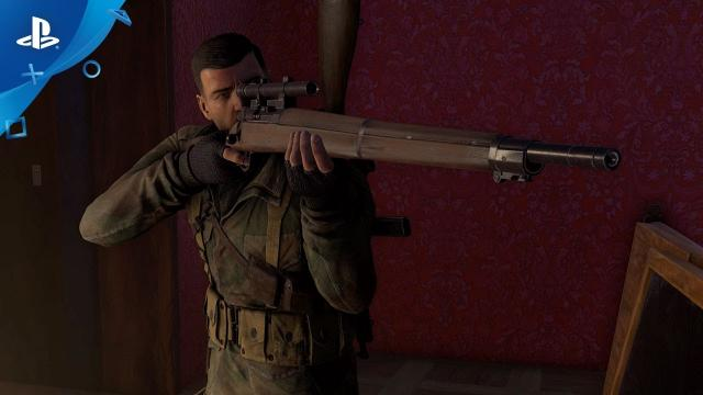 Sniper Elite 4 - Deathstorm Part 2 DLC Launch Trailer | PS4