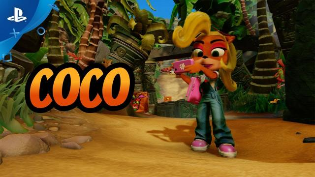 Crash Bandicoot N. Sane Trilogy - Coco Vignette | PS4
