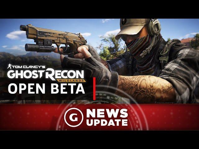 Wildlands Open Beta Start Date Announced - GS News Update