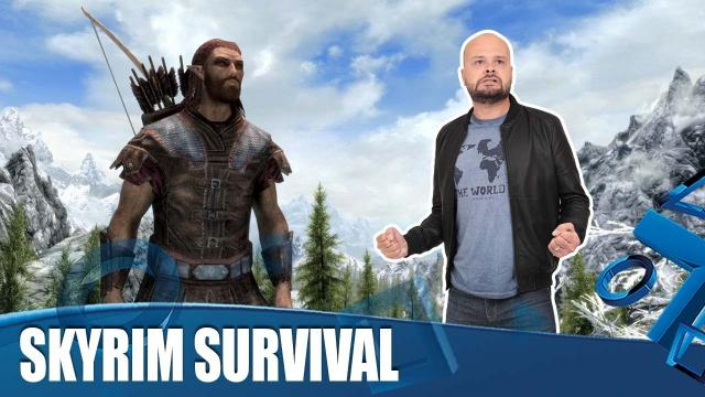 Skyrim Survival Mode - How Long Can Rob Last?