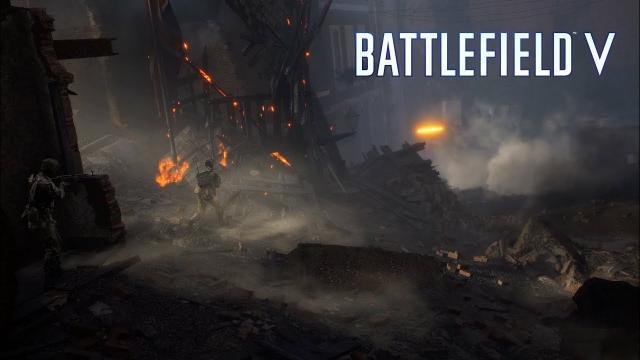Battlefield 5 - DUST [4K]