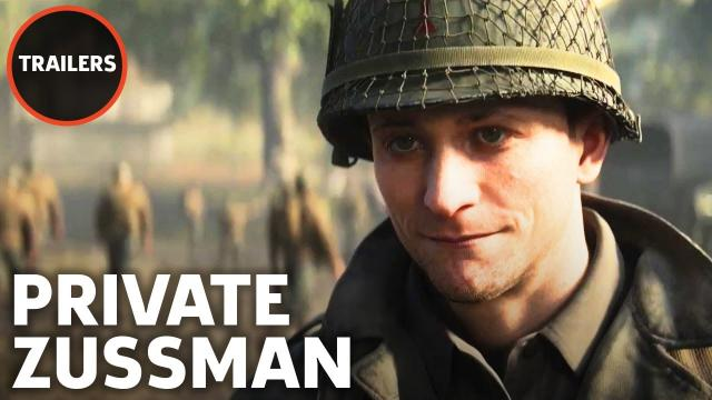 Call of Duty: WWII - Meet the Squad: Private Zussman