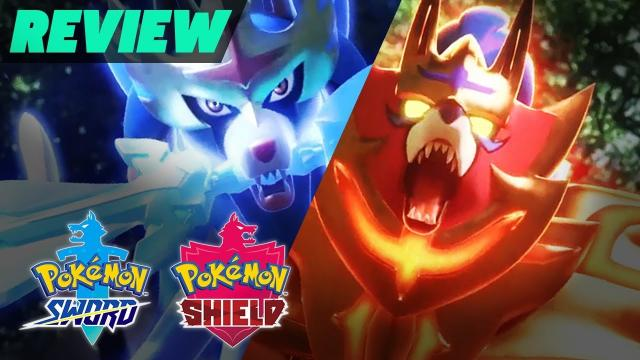 Pokemon Sword And Shield Video Review