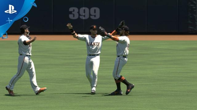 MLB The Show 17 - Gameplay Improvements and Animations Expansion Video | PS4