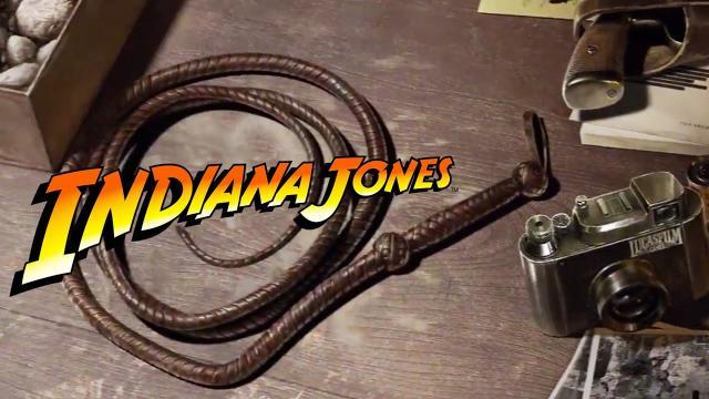 Machine Games - Official Indiana Jones Game Teaser Trailer