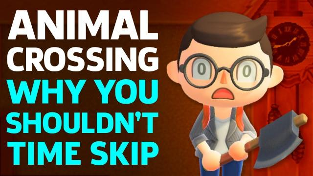Why Time Travel In Animal Crossing Is A Bad Idea