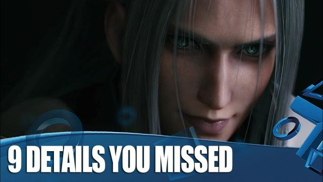 Final Fantasy VII Remake - 9 Amazing Details You Missed