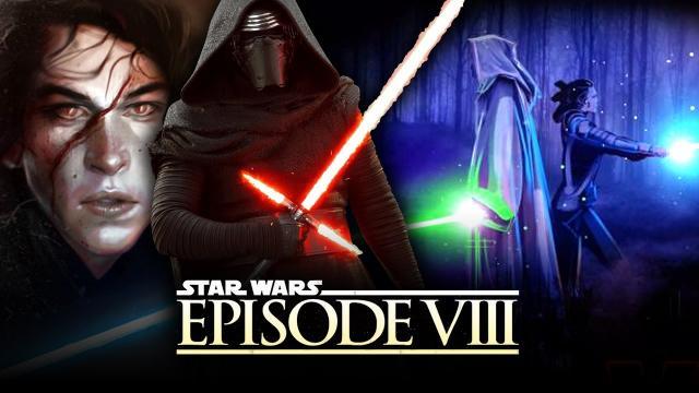 Star Wars Episode 8 The Last Jedi - NEW PLOT DETAILS! How Kylo Ren's New Mask Gets Destroyed!