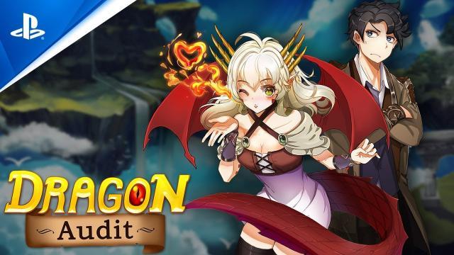 Dragon Audit - Launch Trailer | PS4