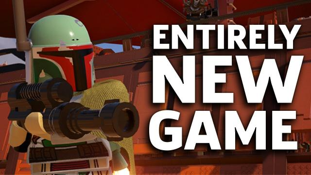 Lego Star Wars: The Skywalker Saga Is Entirely Different From Its Predecessors | E3 2019