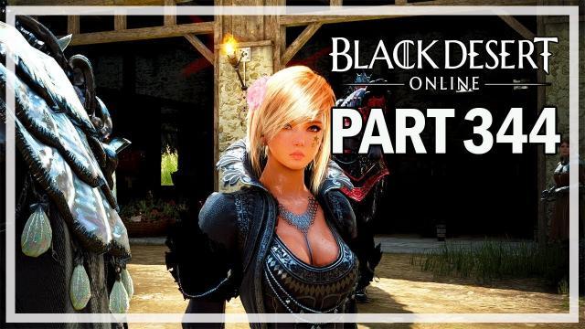 Black Desert Online - Dark Knight Let's Play Part 344 - Offin Boss