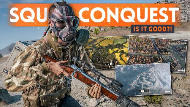 SQUAD CONQUEST: IS IT GOOD!? - Battlefield 5 Lightning Strikes (Limited Time Game Mode)