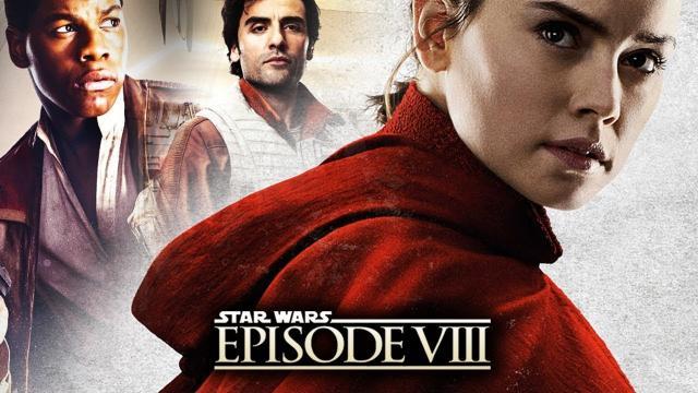 Star Wars: The Last Jedi Teaser Trailer - HEROES