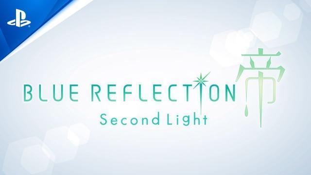 Blue Reflection: Second Light - Announcement Trailer | PS4