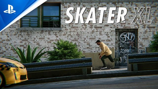 Skater XL - Community Created Maps | PS4