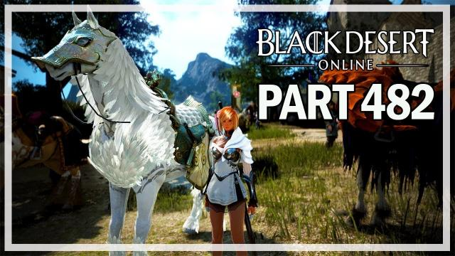 Black Desert Online - Dark Knight Let's Play Part 482 - Karanda