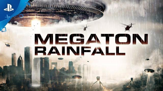 Megaton Rainfall – Launch Trailer | PS4